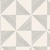 Papier peint Faded White/Cream Eijffinger
