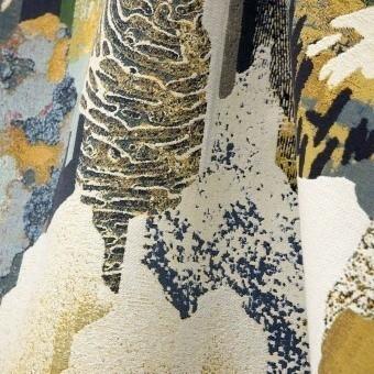 Merlin Fabric Heure Bleue Lelièvre