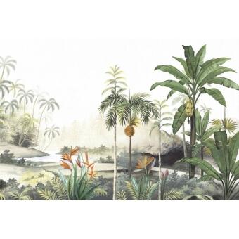 Bali Bawan Panel Jungle Ananbô