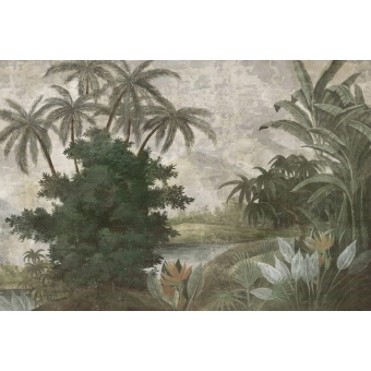 Tana Patine Panel Jungle Ananbô