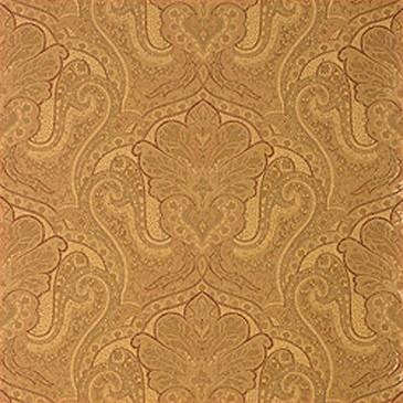 Papier Peint Indienne Paisley Thibaut