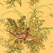 Papier peint Sussex Gold Thibaut