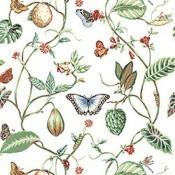 Papier peint Lillian Black Thibaut