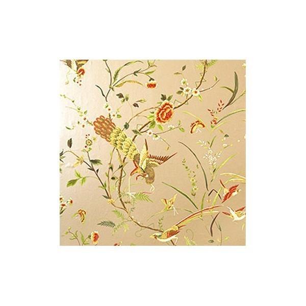 Papier peint cantonese thibaut for Papier peint motif chinois