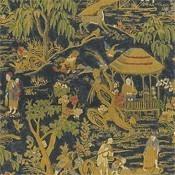Papier Peint Japonais Et Chinois Etoffe Com