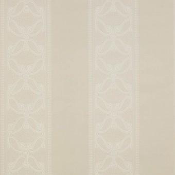Papier peint Verney Stripe Blue Colefax and Fowler