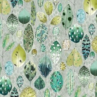 Tulsi Outdoor Fabric Eau de Nil Designers Guild
