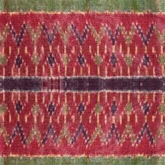 Lakai Fabric Red/Green/Yellow Mindthegap