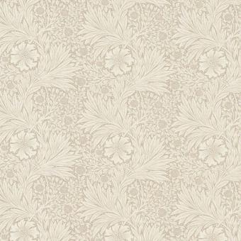 Marigold Fabric Brick/Manilla Morris and Co
