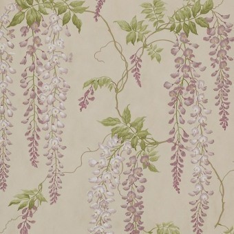 Papier peint Seraphina Amethyst Colefax and Fowler