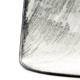 Tapis Scribble Grey 200x300 cm MOOOI