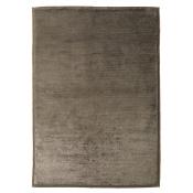 Tapis Nomades anthracite 200x300 cm Nobilis