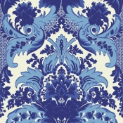 Papier peint Aldwych Bleu Cole and Son