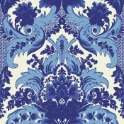 Papier peint Aldwych Bleu Cole and Son