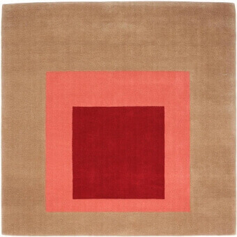 Tapis Equivocal 175x175 Christopher Farr