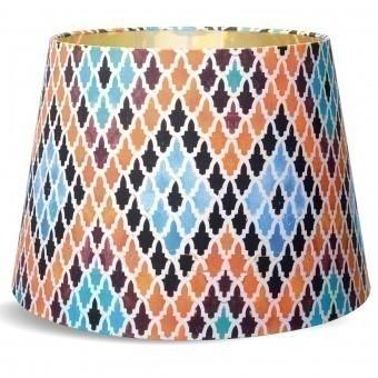 Medersa El Attarine cone Lampshade d35xd25xh25 cm Mindthegap