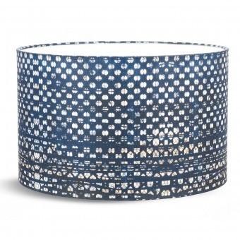 Blauw Lampshade d35xh22 cm Mindthegap