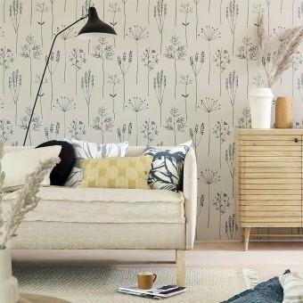 Stipa Wallpaper Blush Scion
