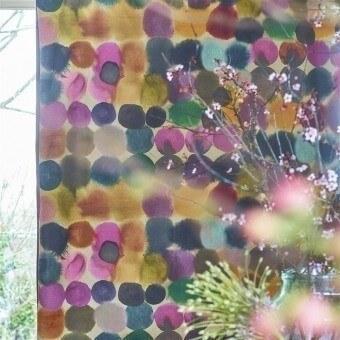 Tissu Sashi Saffron Designers Guild