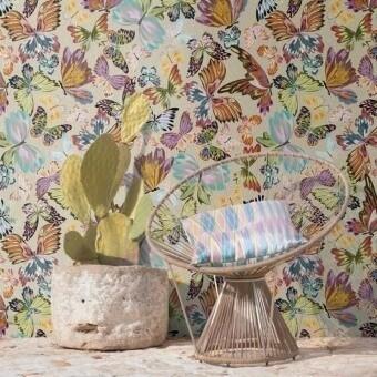 Papier peint Vanessa Multi Missoni Home