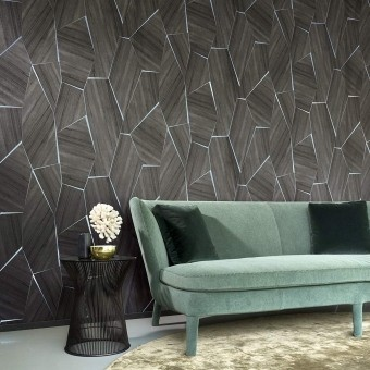 Section Wallcover Beige Arte