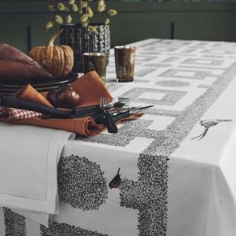 Charmille Tablecloth 150x150 cm Alexandre Turpault