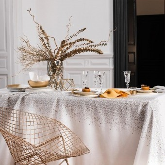 Meteore Tablecloth 170x170 cm Alexandre Turpault