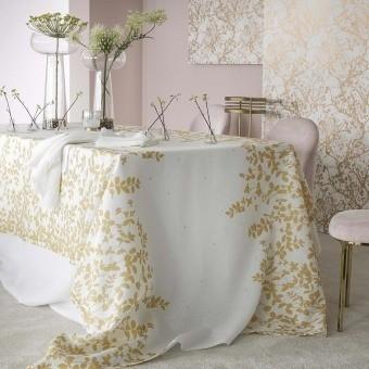 Sublime Or Tablecloth 170x170 cm Alexandre Turpault