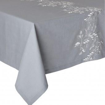Saisons Tourterelle Tablecloth 170x170 cm Alexandre Turpault