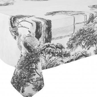 Presqu'île Tablecloth 150x150 cm Alexandre Turpault