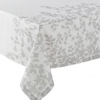 Sublime Argent Tablecloth 170x170 cm Alexandre Turpault