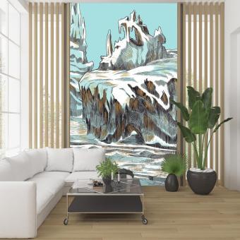 Banquise Panel 210x238 cm Maison Images d'Epinal