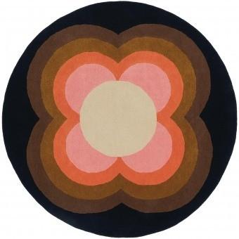 Tapis Sunflower Pink 150 cm Orla Kiely