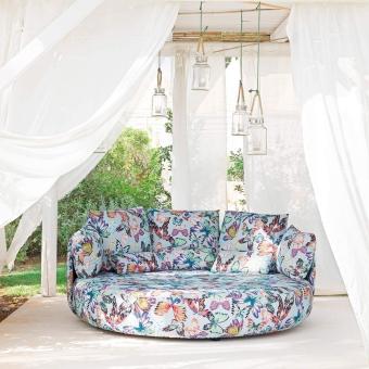 Tissu Villahermosa Outdoor Multicolor Missoni Home