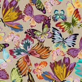 Tissu Venice Multicolor Missoni Home