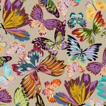 Venice Fabric Multicolor Missoni Home