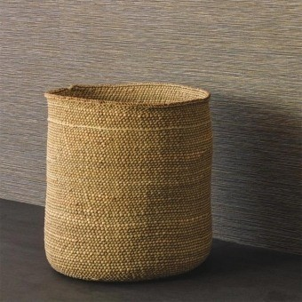 Grass Roots Wallpaper Earth York Wallcoverings
