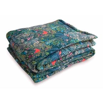 Jazz Coton Bed cover Nuit 130x130 cm Little Cabari