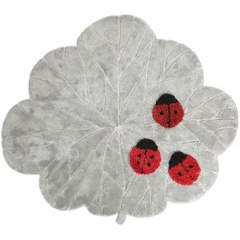 Tapis Ladybugs 130x145 cm Little Cabari
