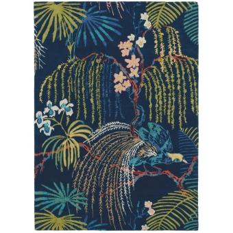 Rain Forest Tropical Night Rug 170x240 cm Sanderson