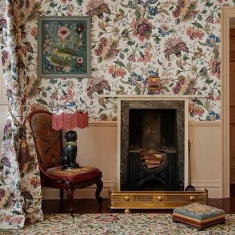 Panneau Majorelle Azure House of Hackney