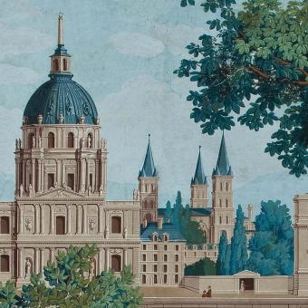 Panneau Monuments de Paris Monochrome Le Grand Siècle