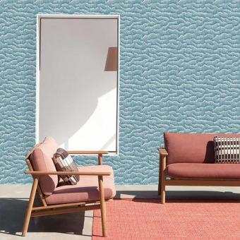 Papier peint Wave Bleached Sand Maison Martin Morel
