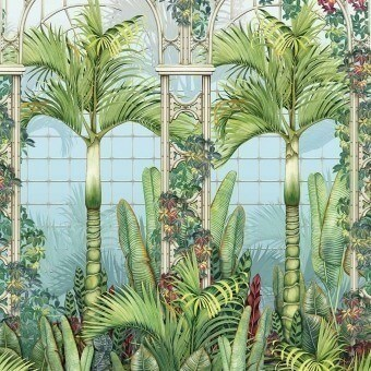 Palm House Panel Forest Osborne and Little