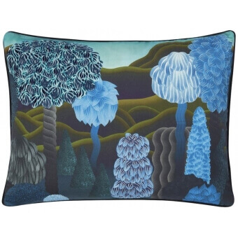 Songe d'été Cushion Marais Christian Lacroix
