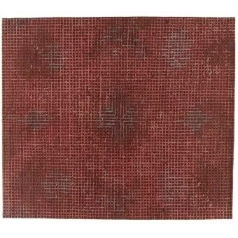 Tumulte Red Rug 200x300 cm Golran