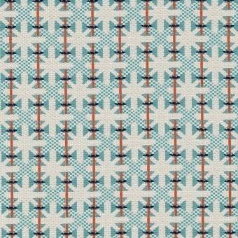 Bistro Fabric Brown Nobilis