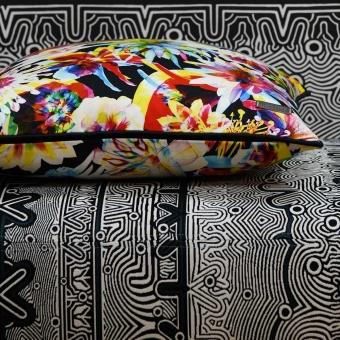 Kalapana Cushion Bleu Jean Paul Gaultier