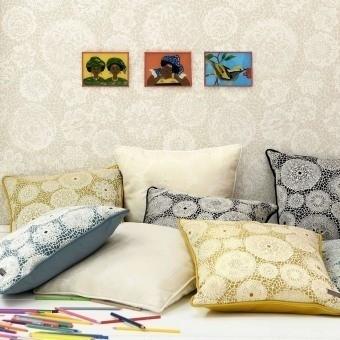 Dames Cushion Bleu Jean Paul Gaultier