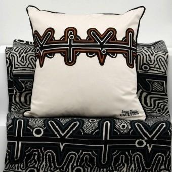 Detour Cushion Cuivre Jean Paul Gaultier